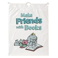 Drawstring Book Bags. PD137-1410