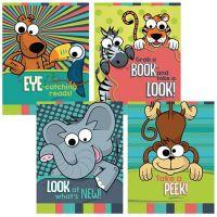 Googly Eyes Mini Poster Set of 4/Set PD137-7369