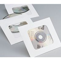 Tyvek CD DVD Window Envelopes