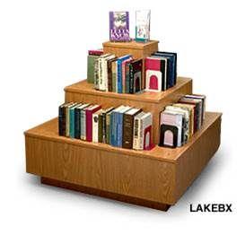 Book Display Rack