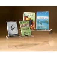 Acrylic Display Riser Set Of Five 16PMT799-6091A