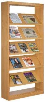 Magazine Rack-Wooden Design