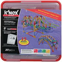 K'NEX Into to Structures Bridges Building Set