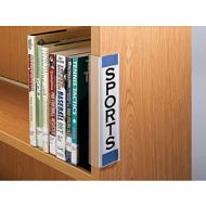 Clip On End Panel Label Holder Fits 1