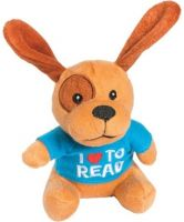 I Love To Read Puppy PD137-4981