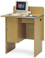 OPAC Station with Cabinet