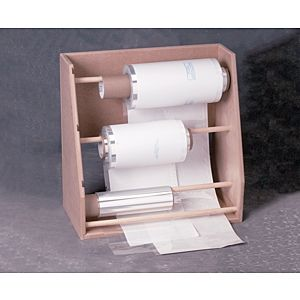 Jacket Roll Dispenser