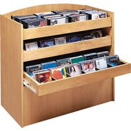 3 Tiers CD Video Display Rack. 16PMT812-7230