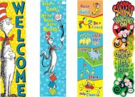 Decorative Vertical Banner