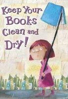 Book Care Poster Set PD136-0255