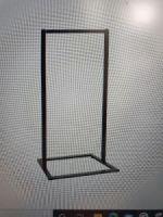 Steel Hang Bags Rack System DR3506BK-120