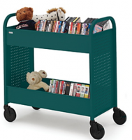 Reader Book Truck. 15PMT323-6189