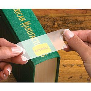 Clear Label Protector LP007  (Label size 3.2cmx7.9cm)
