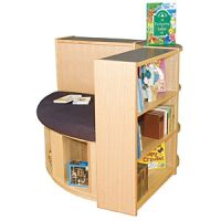 Reading Ensemble Library Furniture Package B. RE-2B1S1K-PackB