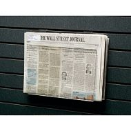 Acrylic Slatwall Newspaper Holder PD127-5418