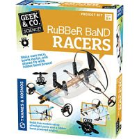 Rubber Band Racers Kits