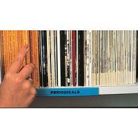 Magnetic Shelf Label Holder 3/4