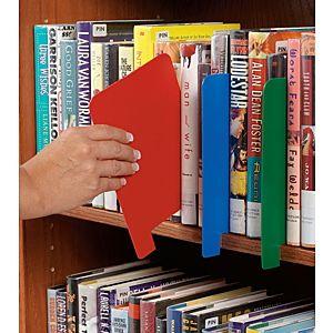 Plastic Shelf Marker specify colour PD808732