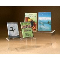 Acrylic Display Riser Set of Five. 16PMT799-6093