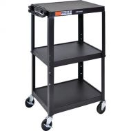 Adjustable-Height AV Carts. PD153-0077