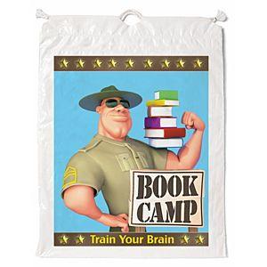 Drawstring Book Bags